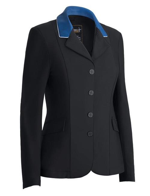 Black w/Sapphire Collar