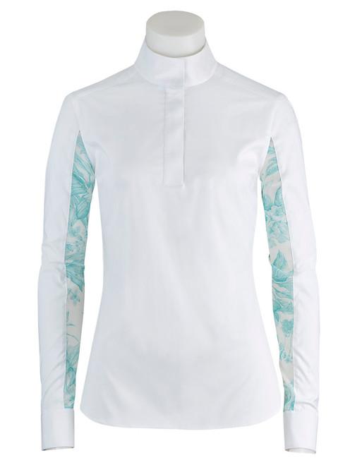 RJ Classics Lauren Show Shirt - Aquamarine