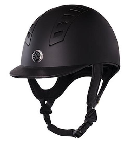Trauma Void EQ3 Helmet - Smooth, Black