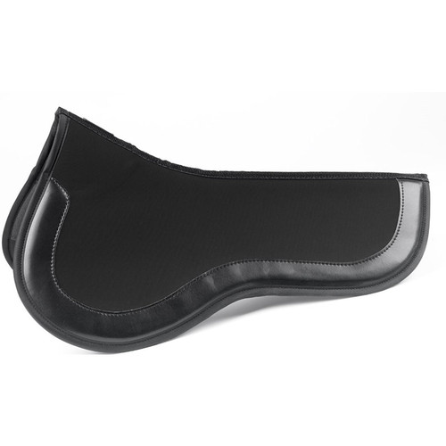 Equifit ImpacTeq Half Pad - Black