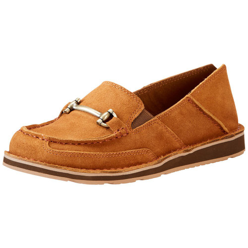 Ariat Bit Cruiser Slip On Shoe Chestnut