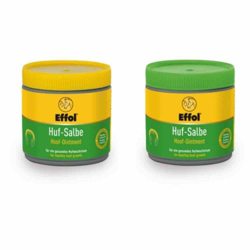 Effol Hoof Ointment - Yellow & Green