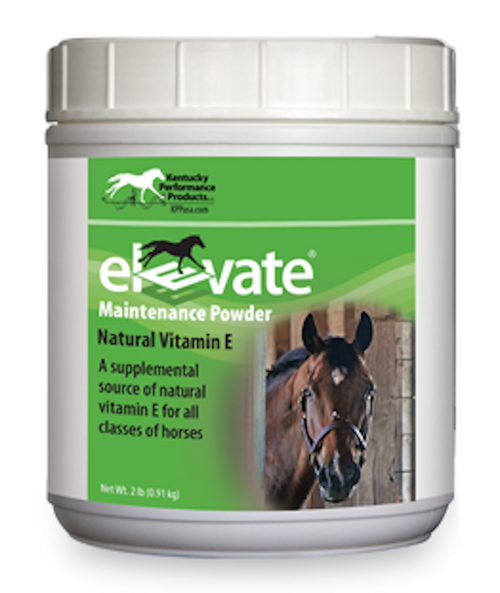 Elevate Horse Supplement - Natural Vitamin E