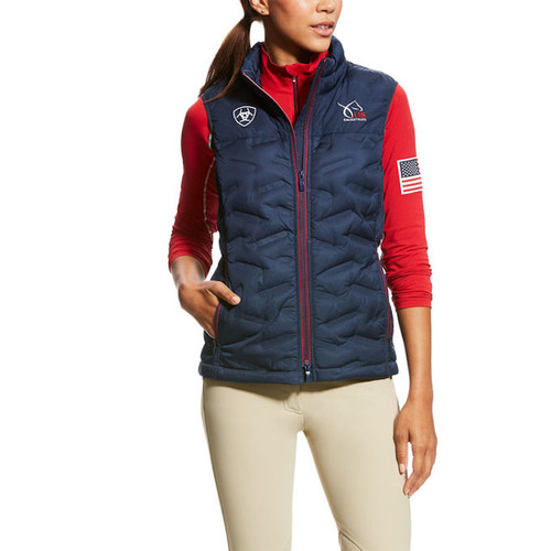 Ariat USEF Welded Down Vest