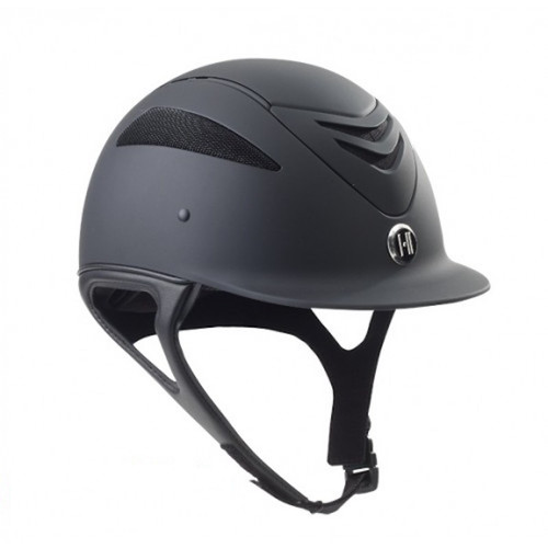 One K Defender Black Matte Helmet
