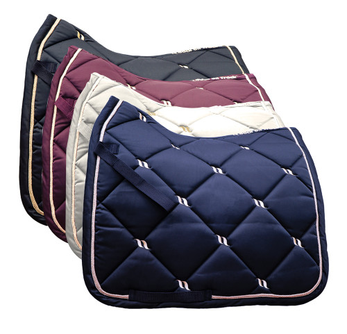Night Collection Dressage Saddle Pads