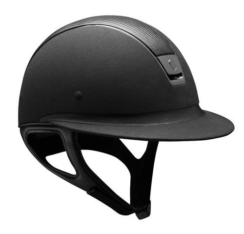 Samshield Miss Shield Premium - Black Chrome w/Leather Look