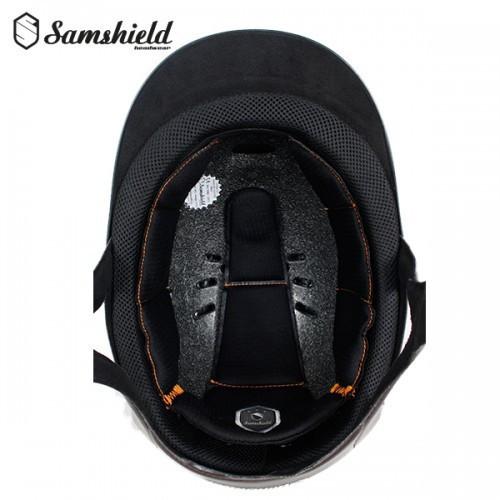 Samshield Premium Helmet Liner - shown in helmet