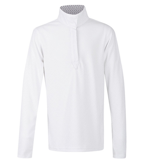 Kerrits Kids Show Shirt - White
