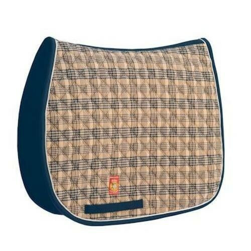 Lettia All Purpose pad - Classic Baker with Navy trim