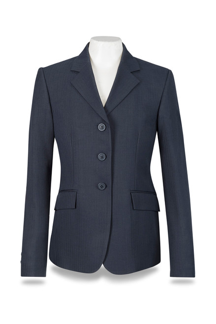 RJ Classics Hampton show coat - Navy
