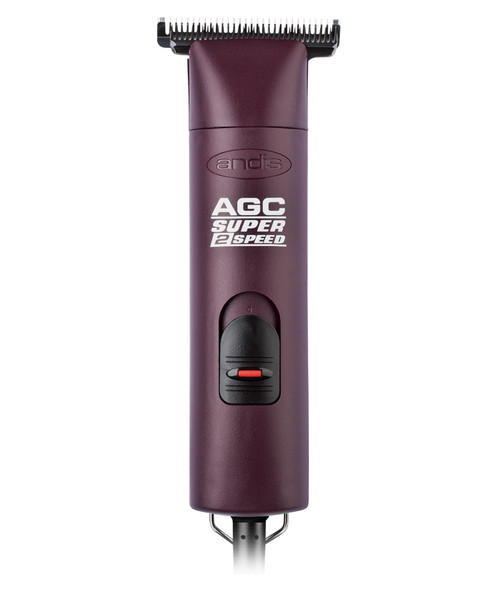 Andis AGC Super 2-Speed Clipper - Maroon