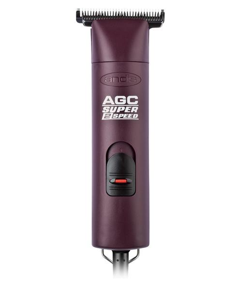 Andis AGC Super 2-Speed Clipper - Maroon