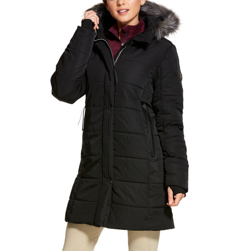Ariat Gesa insulated coat - Black