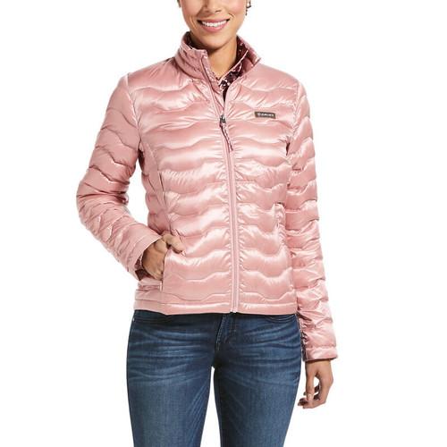 Ariat Women's Ideal Down Jacket - Island Blush