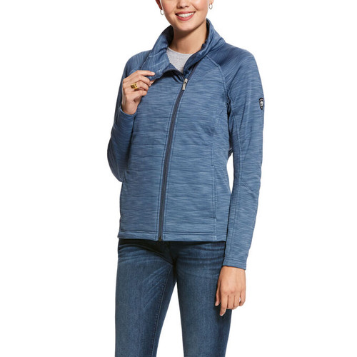 Ariat Vanquish Full Zip Jacket - Lake Life