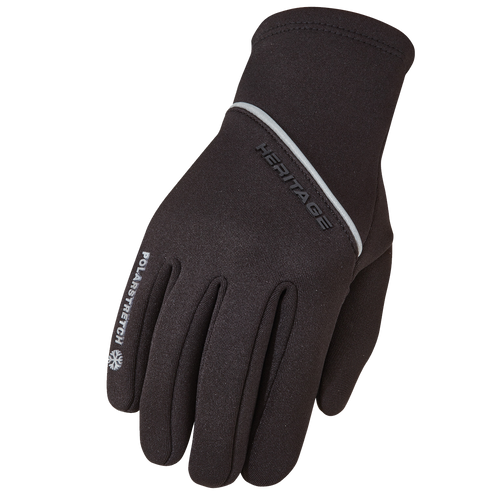 Heritage Polarstretch Winter Glove - back