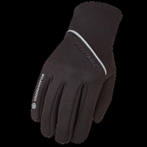 Heritage Polarstretch Winter Glove - back