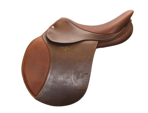 PJ USA saddle - French Saddle - side view