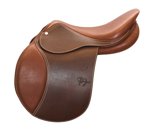 PJ Premier Saddle - French Leather, new design