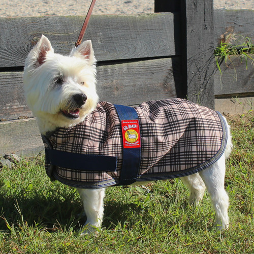 Baker Dog Coat - Westie