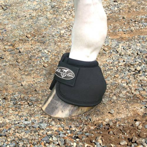 Professional's Choice Ballistic Overreach Bell Boots - Black