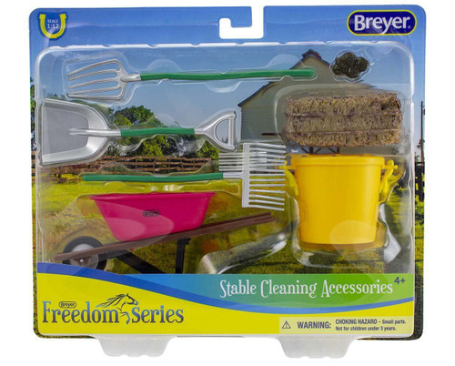 Breyer 1:12 Stable Cleaning Accessories