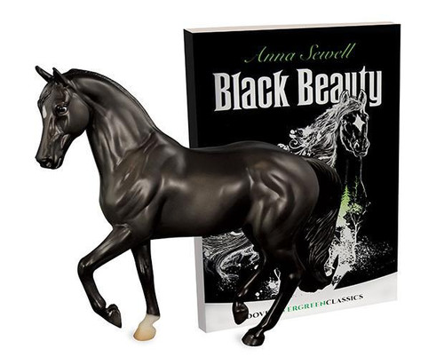 Breyer Black Beauty Horse & Book Set