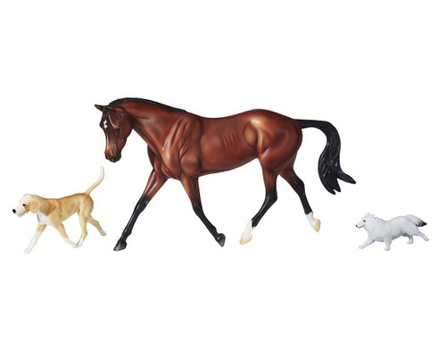Breyer Protocol and Friends - Danny and Ron's Rescue Gift Set