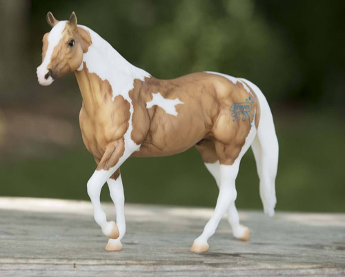 Breyer King - Trixie Chicks' Trick Horse