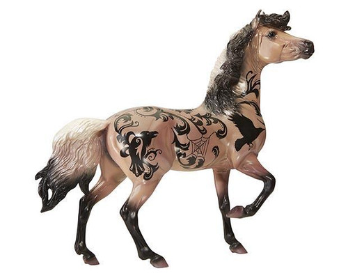 Breyer Nevermore Halloween Horse - Limited Edition