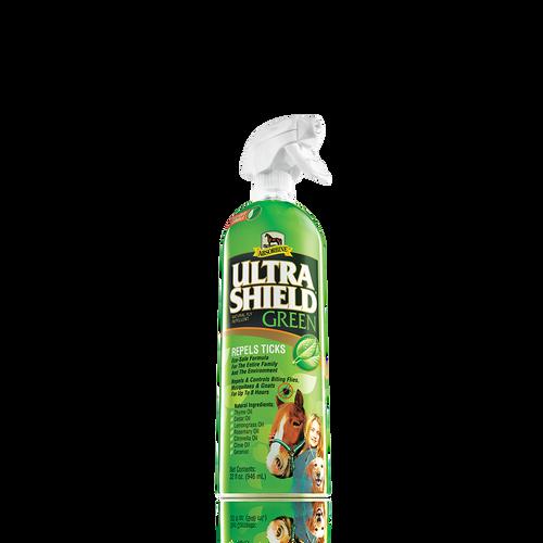 UltraShield Green Natural Fly Repellent - 32 oz