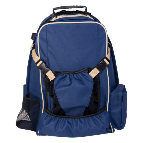 Huntley Deluxe Backpack - navy Front