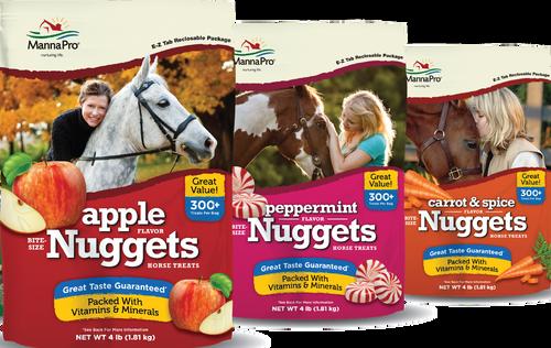 Manna Pro Bite-Size Horse Treats