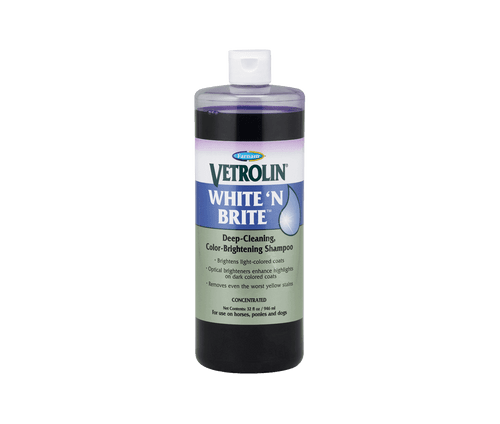 Vetrolin White 'N Brite Shampoo - 32 oz.