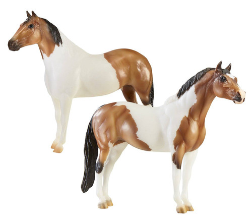 Breyer - The Gangersters - Tony Da Pony and Bugsy Maloney