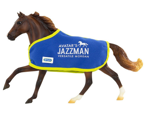 Breyer - Avatar's Jazzman with Blanket