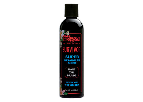 EQyss Survivor Equine Super Detangler Shine