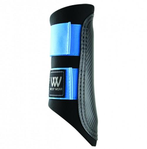 Woof Brushing Boot - Powder Blue