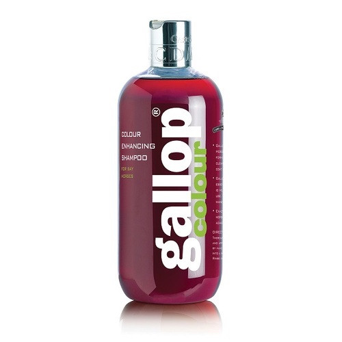 Gallop Colour enhancing shampoo - Bay Horses