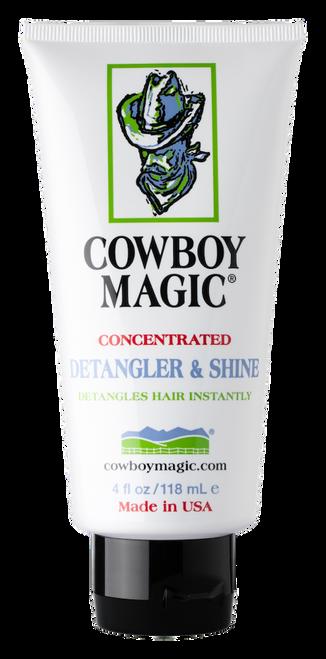 Cowboy Magic Detangler and Shine - 4 oz