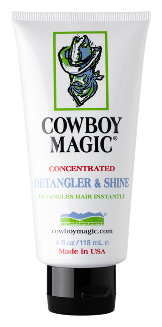 Cowboy Magic Detangler and Shine - 4 oz
