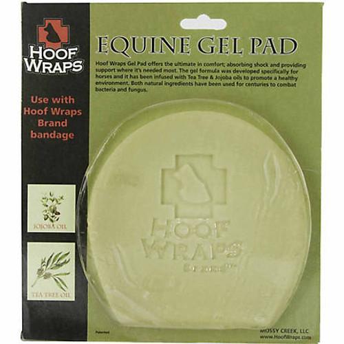 Hoof Wraps Equine Gel Pad