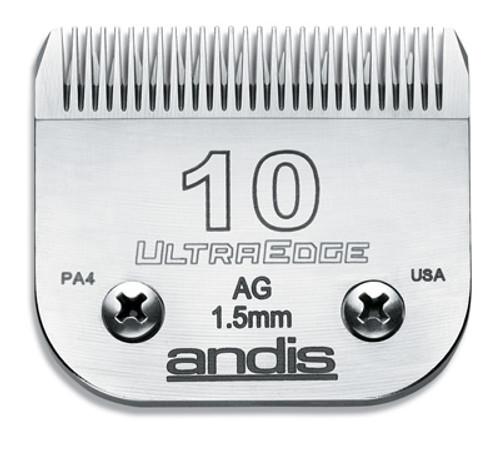 Andis UltraEdge Detachable Clipper Blades - Size 10