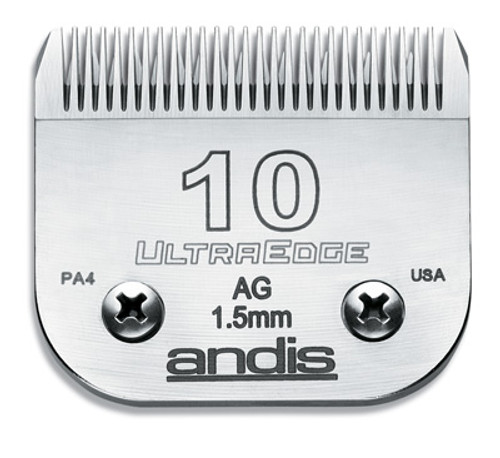 Andis UltraEdge Detachable Clipper Blades - Size 10