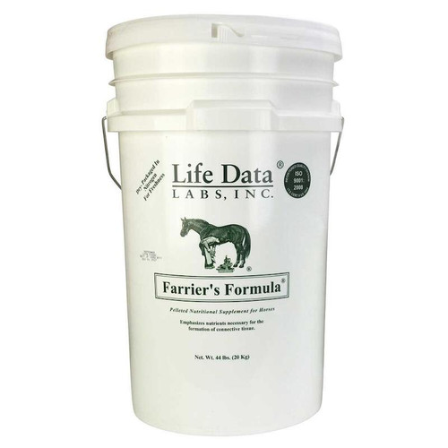 Farrier's Formula Hoof Supplement Pellets - 44 lb