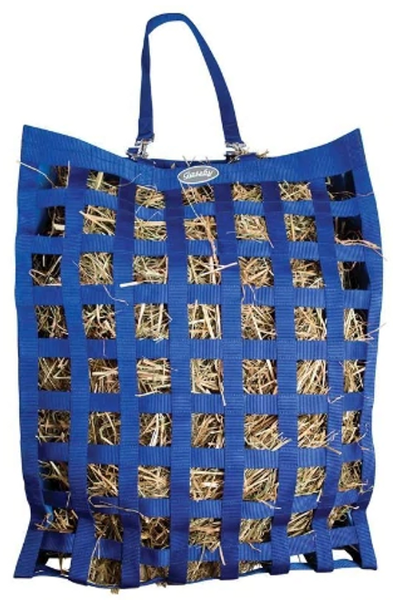 Gatsby Slow Feeder Hay Bag - Blue
