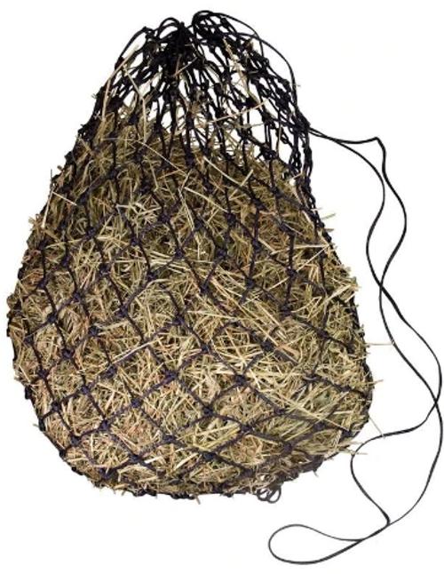 Gatsby Slow Feeder Hay Net - Navy