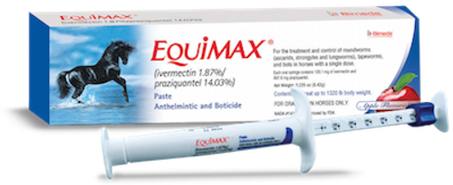 Equimax Wormer