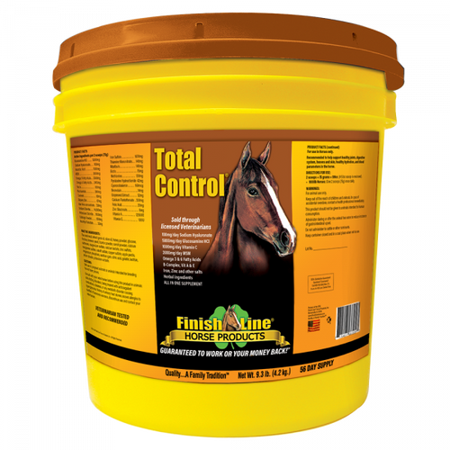 Total Control by Finish Line - 9.3 lb container